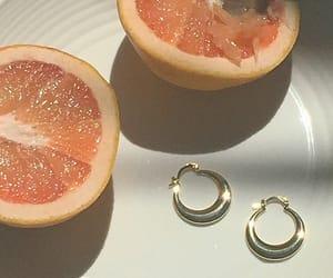 aesthetic, fruit, and orange image