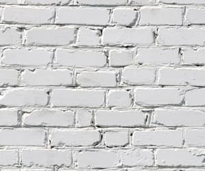 brick, white, and wall image