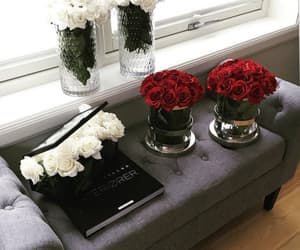 fashion, flowers, and home image