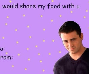 card, funny, and Joey image