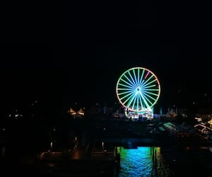 boat, cool, and funfair image