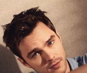celebrities, nicholas hoult, and handsome image