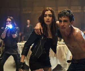 icon, city of bones, and clary fray image