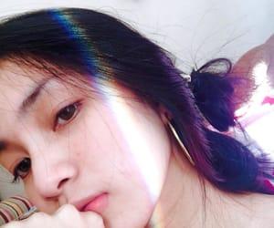 crybaby and rainbow image