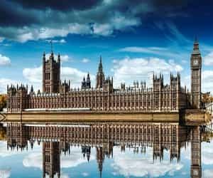 Big Ben, london, and wanderlust image