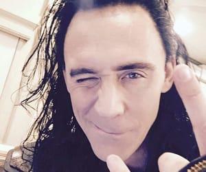 tom hiddleston, loki, and Marvel image