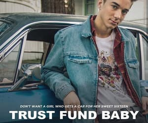 daniel seavey, why don't we, and trust fund baby image