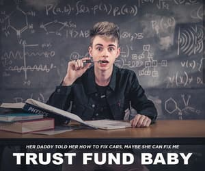 why don't we, trust fund baby, and corbyn besson image