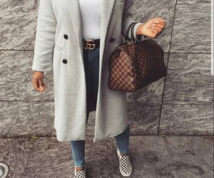 bag, belt, and fashion image