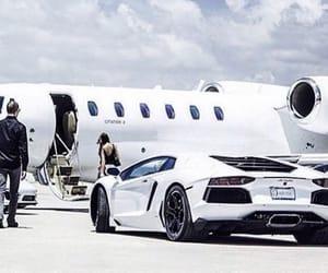 jet, car, and Lamborghini image