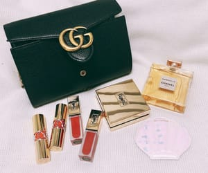 channel, I love it, and gucci image
