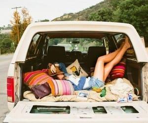travel, car, and Road Trip image