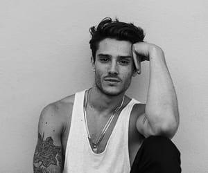 diego barrueco, tattoo, and boy image