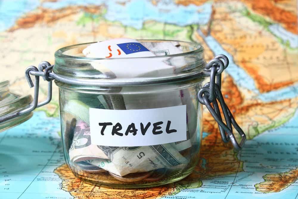 travel, world, and money image