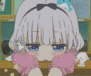 anime, icon, and kanna image