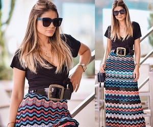 blogger, look, and skirt image