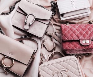 bag, fashion, and chanel image