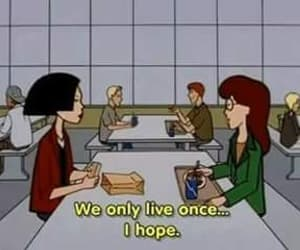Daria, 90s, and grunge image