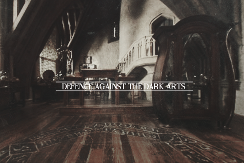 Defence Against The Dark Arts Class On We Heart It