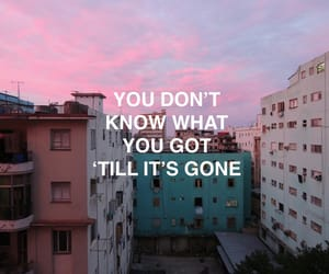pink sky, you, and quotes image