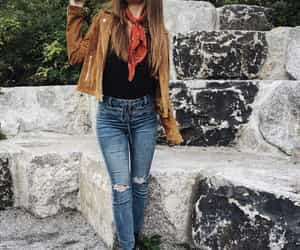 beautiful, jeans, and outfits image