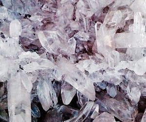 crystal, lilac, and purple image