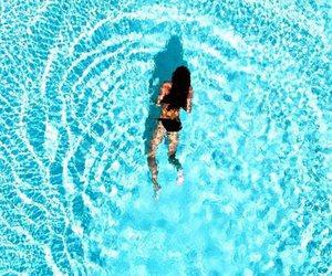 2012, summer, and swim image
