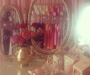 beauty, fragrance, and mirror image