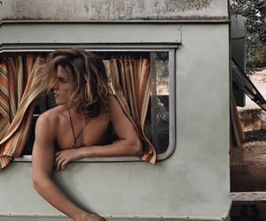 bohemian, surf, and surf boy image