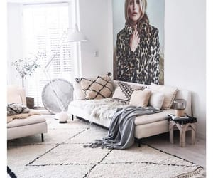 chic, decor, and interior image