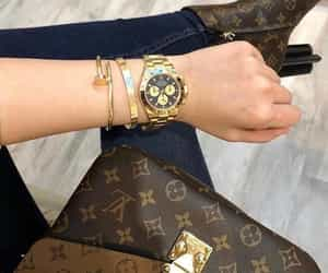 cartier, luxury, and rolex watch image
