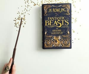 book, fantasy, and harry potter image
