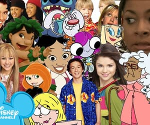 disney, childhood, and disney channel image