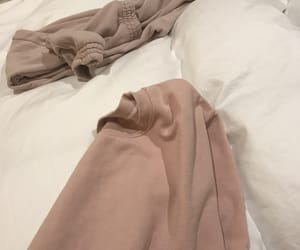 aesthetic, bed, and clothes image