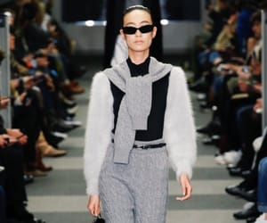 alexander wang, nyfw, and runway image