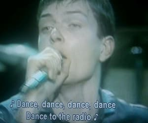 joy division, ian curtis, and transmission image