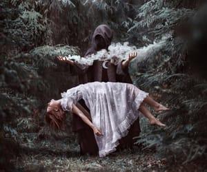 dark, magic, and witch image