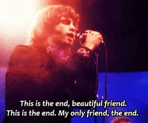the doors, Jim Morrison, and gif image