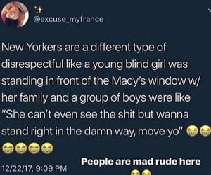 blind, cap, and damn image