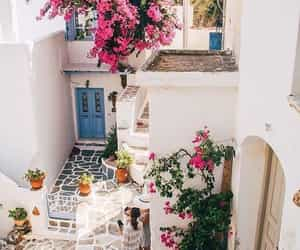 Greece and travel image