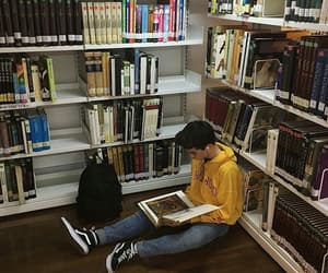 aesthetic, alternative, and books image