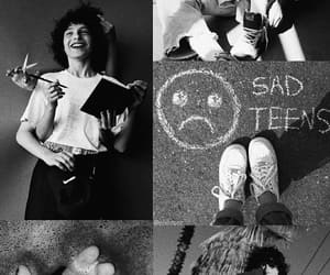 blackandwhite, finn, and tumblr image