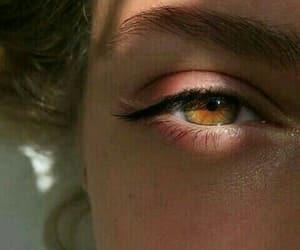 eyes, eye, and beauty image