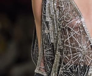 embellishment, embroidery, and fashion image