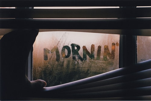morning, window, and mornin image