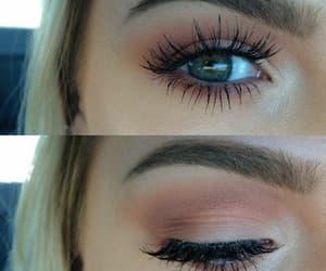 eyes, blue, and goals image