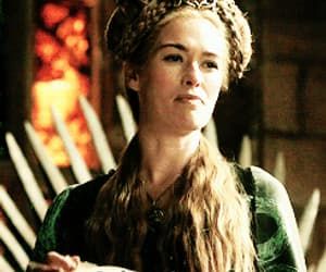 beautiful, gif, and cersei lannister image