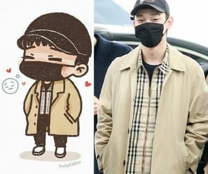 Chen, exo, and exo chibi image
