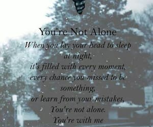 of mice and men, you're not alone, and of mice & men image