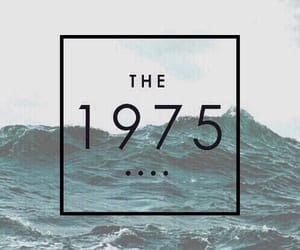 the 1975, band, and music image